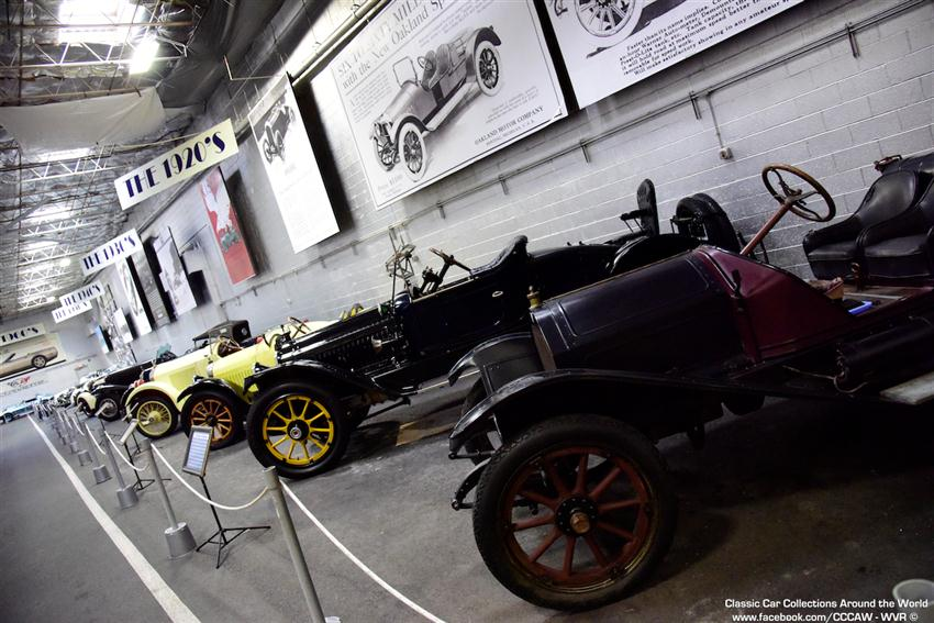 Simeone Foundation Automotive Museum Philadelphia Usa