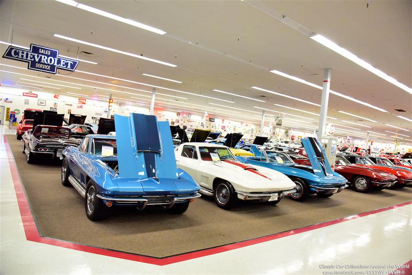 All About Home Muscle Car City Museum Kidskunst Info