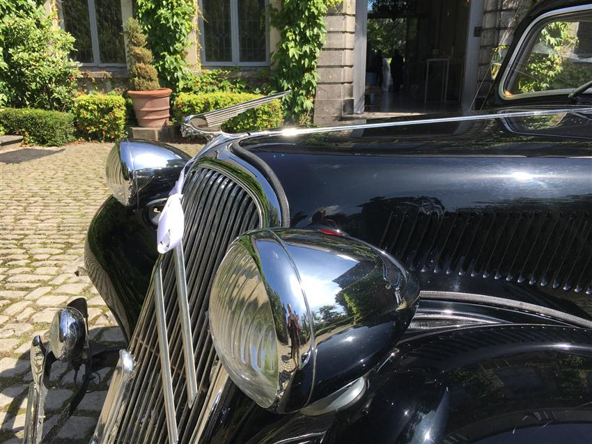 Oldtimer te huur: Citroën Traction 11B